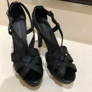 Moda Spana black heels.